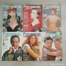Cine: FOTOGRAMAS AÑO 1991. Lote 151453762