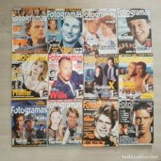 Cine: FOTOGRAMAS AÑO 1998. Lote 151456462