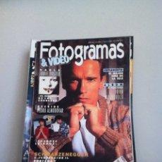Cinema: FOTOGRAMAS N 1778 OCTUBRE 1991. Lote 151510029