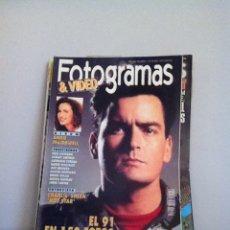Cinema: FOTOGRAMAS N 1781 ENERO 1992. Lote 151510406