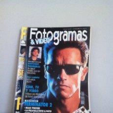 Cine: FOTOGRAMAS N 1780 DICIEMBRE 1991. Lote 151510605
