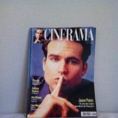 Cinéma: CINERAMA N 53 DICIEMBRE 1996. Lote 151511128