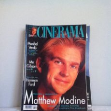 Cinéma: CINERAMA N 61 SEPTIEMBRE 1997. Lote 151511453