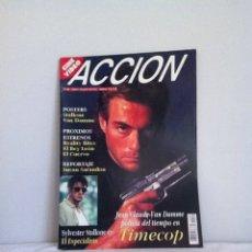 Cine: ACCIÓN REVISTA CINE N 30. 1993. Lote 151513748