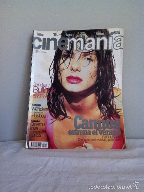 CINEMANIA N 9 JUNIO 1996 (Cine - Revistas - Cinemanía)
