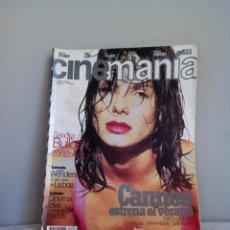Cine: CINEMANIA N 9 JUNIO 1996. Lote 151514264