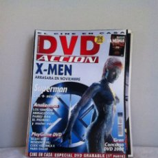 Cine: DVD ACCION N 6. Lote 151515228