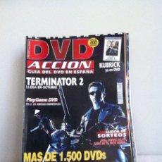 Cine: DVD ACCION N 5 GUÍA DEL DVD. Lote 151515776