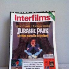 Cine: INTERFILMS N 61 OCTUBRE 1993. Lote 151516500