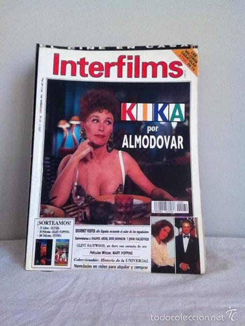 INTERFILMS N 62 NOVIEMBRE 1993 (Cine - Revistas - Interfilms)