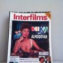 Cine: INTERFILMS N 62 NOVIEMBRE 1993. Lote 151516634