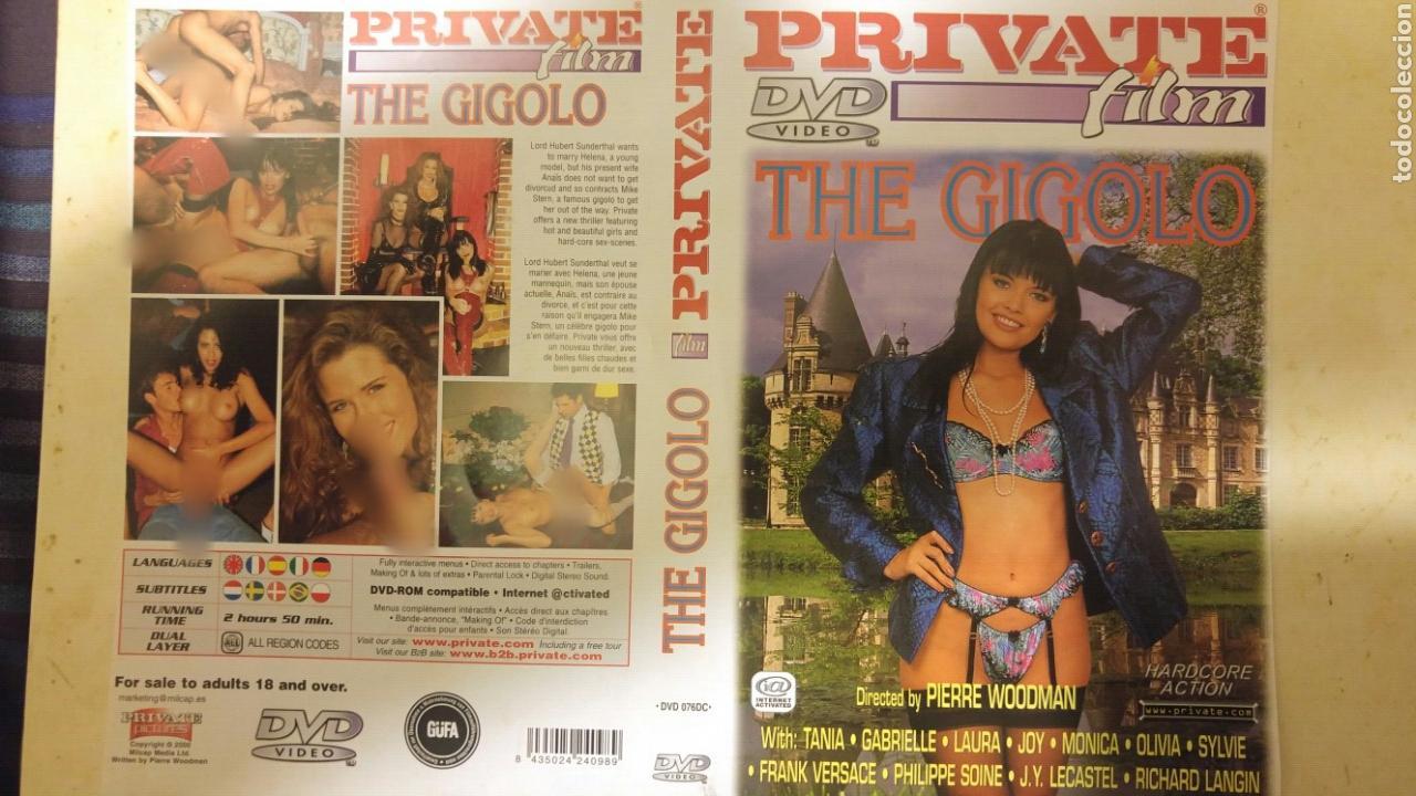CARÁTULA ERÓTICA DVD PRIVATE (Cine - Reproducciones de carteles, folletos...)
