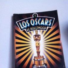 Cine: LOS OSCAR DE HOLLYWOOD ; 3 FASCÍCULOS 1972-1977. Lote 151991150
