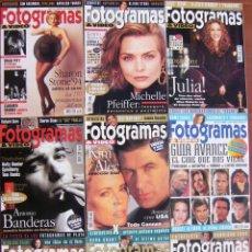 Cine: LOTE 9 FOTOGRAMAS 1994. Lote 152060814