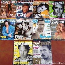 Cine: LOTE 10 FOTOGRAMAS 1996. Lote 152060854