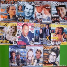 Cine: LOTE 11 FOTOGRAMAS 1998. Lote 152060890