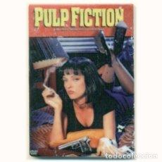 Cine: IMAN PORCELANA NEVERA - CINE: PULP FICTION. Lote 38739539