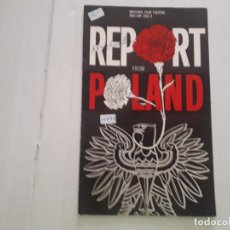 Cine: REPORT FROM POLAND . Lote 152397914