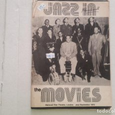 Cine: JASS IN MOVIES. Lote 152402422