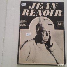 Cine: JEAN BENOIR . Lote 152402826