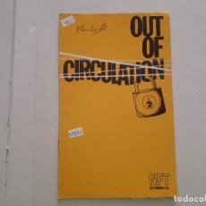 Cine: OUT OF CIRCULATION . Lote 152404842