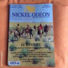 Cine: NICKEL ODEON CUATRO 4 EL WESTERN. Lote 152547414