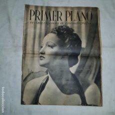 Cine: PRIMER PLANO - DOROTHY LAMOUR - Nº 96 . - 1942. Lote 152578182