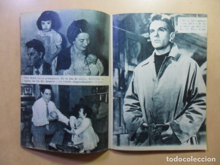Cine: Nº 14 - COLECCION IDOLOS DEL CINE - FRANCISCO RABAL - 1958 - Foto 4 - 152740258