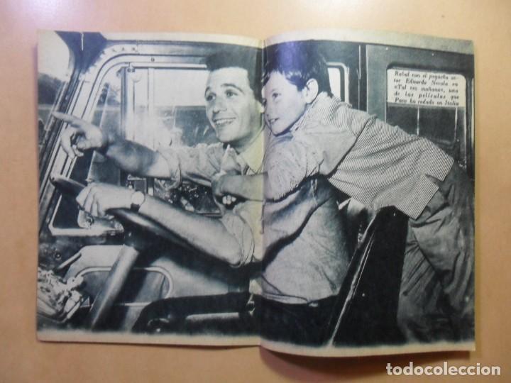 Cine: Nº 14 - COLECCION IDOLOS DEL CINE - FRANCISCO RABAL - 1958 - Foto 5 - 152740258