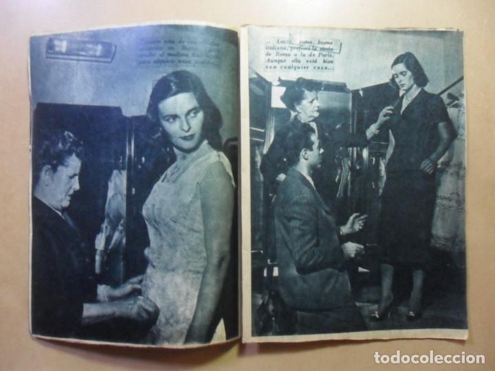 Cine: Nº 15 - COLECCION IDOLOS DEL CINE - LUCIA BOSE - 1958 - Foto 5 - 152740454