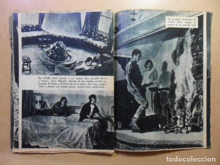 Cine: Nº 15 - COLECCION IDOLOS DEL CINE - LUCIA BOSE - 1958 - Foto 7 - 152740454
