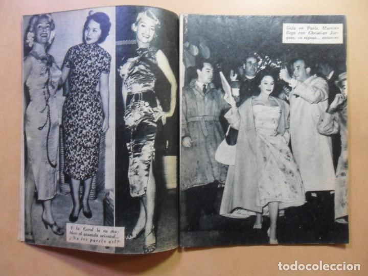 Cine: Nº 33 - COLECCION IDOLOS DEL CINE - MARTINE CAROL - 1959 - Foto 3 - 152741322