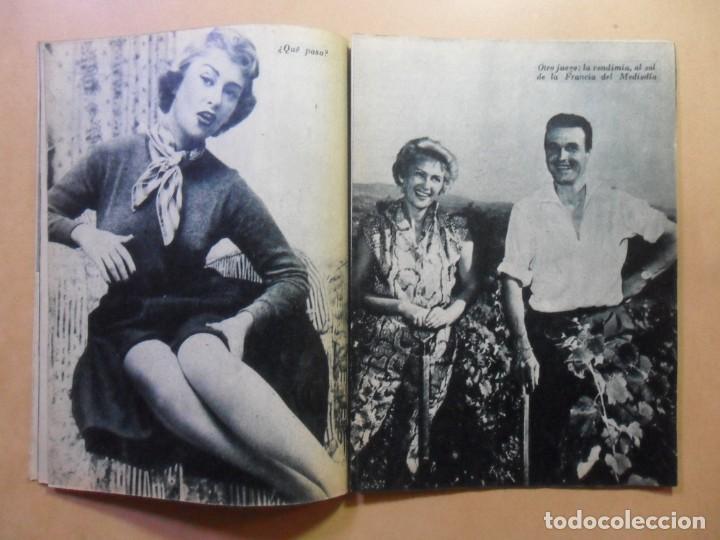 Cine: Nº 33 - COLECCION IDOLOS DEL CINE - MARTINE CAROL - 1959 - Foto 4 - 152741322