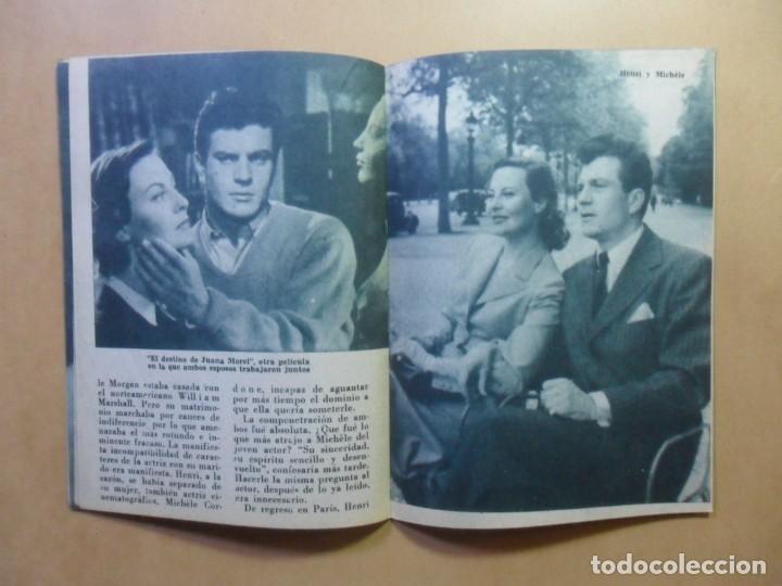 Cine: Nº 107 - COLECCION IDOLOS DEL CINE - HENRI VIDAL - 1960 - Foto 7 - 152742570