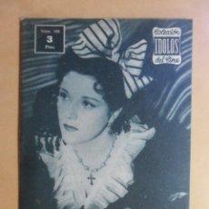 Cine: Nº 108 - COLECCION IDOLOS DEL CINE - IMPERIO ARGENTINA - 1960. Lote 152757214