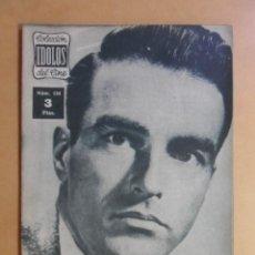 Cine: Nº 110 - COLECCION IDOLOS DEL CINE - MONTGOMERY CLIFT - 1960. Lote 152757614