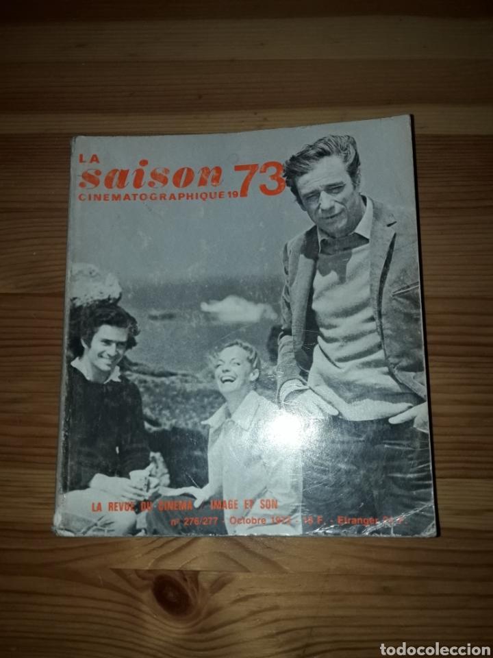 LA SAISON CINEMATOGRAPHIQUE 1973 CINE (Cine - Revistas - Otros)