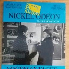 Cine: NICKEL ODEON Nº 12. NOUVELLE VAGUE. CUARENTA AÑOS. OTOÑO 1998.. Lote 152956505
