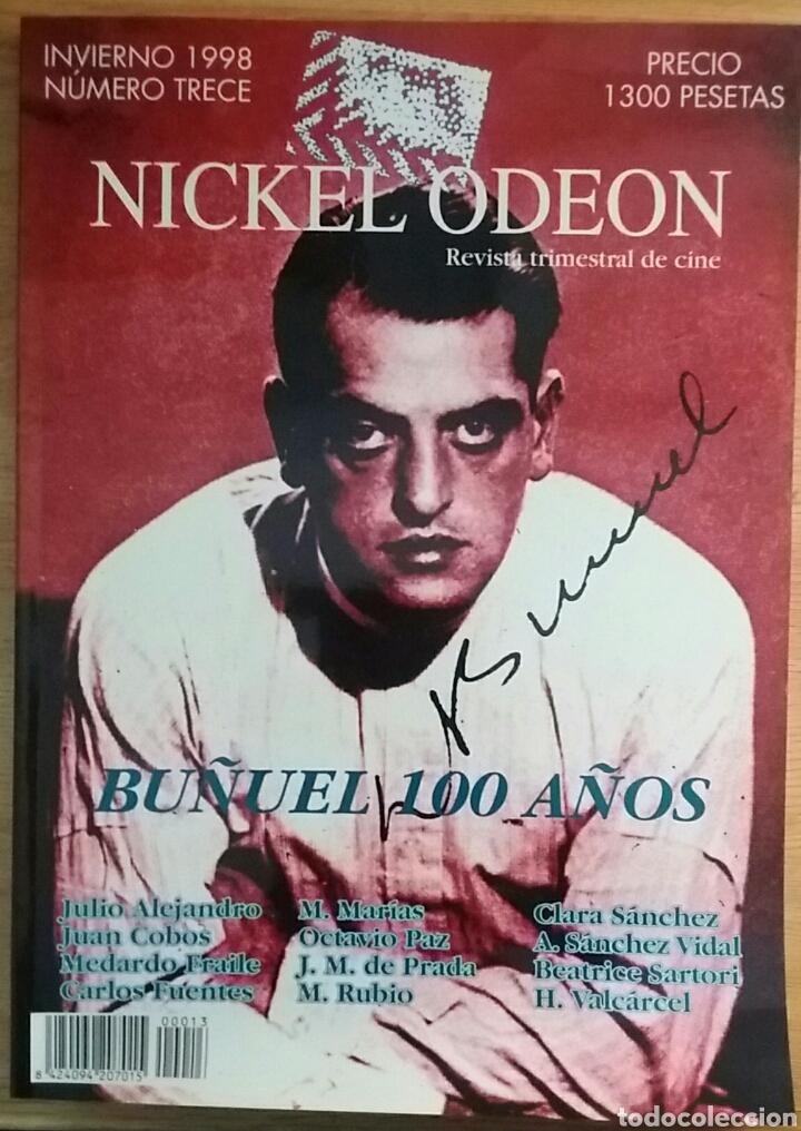 NICKEL ODEON Nº 13. BUÑUEL 100 AÑOS. INVIERNO 1998. (Cine - Revistas - Nickel Odeon)