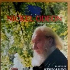 Cine: NICKEL ODEON Nº 9. EL CINE DE FERNANDO FERNÁN-GÓMEZ. Lote 152958037