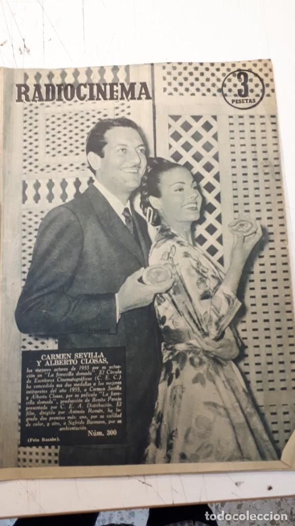 Cine: Radiocinema, 4 revistas, Carmen Sevilla, Closas y otros. - Foto 3 - 153073886