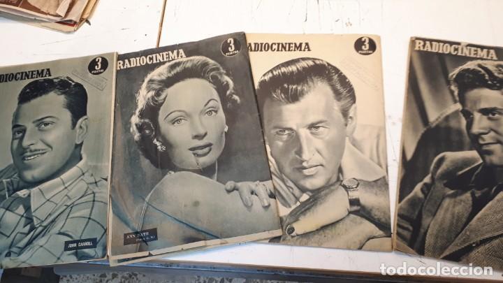 Cine: Radiocinema, 4 revistas, Carmen Sevilla, Closas y otros. - Foto 6 - 153073886
