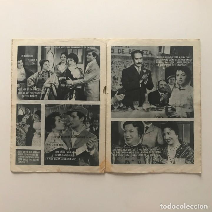 Cine: 1958 El ultimo cuplé. Cine Ensueño. Fascículo Nº1. 17,1x23,9 cm - Foto 3 - 153472630