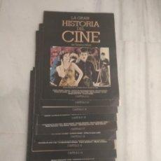 Cine: LA GRAN HISTORIA DEL CINE DE TERENCI MOIX. Lote 153762590
