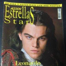 Cine: REVISTA ACCION ESTRELLAS STAR LEONARDO DI CAPRIO . Lote 154058206
