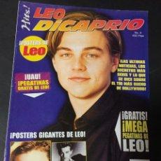 Cine: REVISTA HITS LEO DICAPRIO LEONARDO DI CAPRIO . Lote 154058234