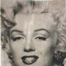 Cine: MARILYN MONROE AND THE CAMERA LIBRO ILUSTRADO DE 245 PAGINAS. AÑO 2000. Lote 154259698