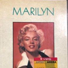 Cine: MARILYN. HER LIFE & LEGEND. AÑO 1987. 256 PAGINAS. Lote 154260642