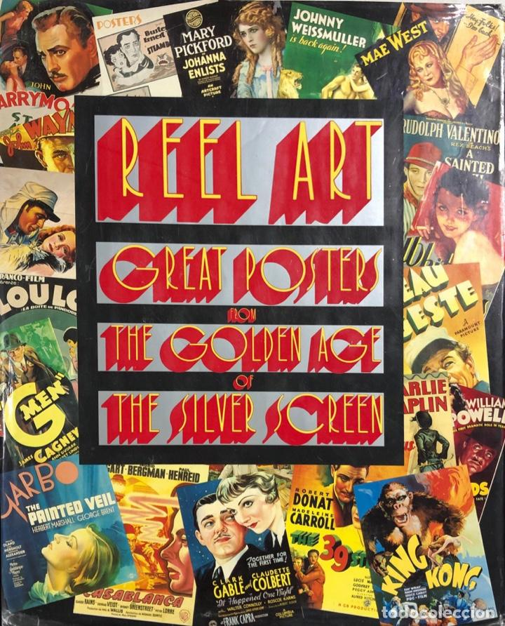 REAL ART GREAT POSTERS FROM THE GOLDEN AGE OG THE SILVER SCREEN. 342 PAGINAS. AÑO 1921 (Cine - Revistas - Cine Mundial)