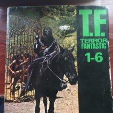 Cine: TERROR FANTASTIC RETAPADO 1 (1-6)-1971. Lote 154659172